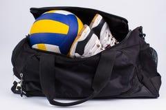Bolso de los deportes Imagen de archivo libre de regalías