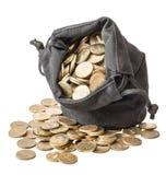 Bolso de monedas Foto de archivo