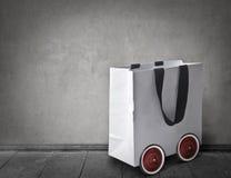 Bolso de Shoppng Foto de archivo