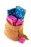 Bolso de Sinterklaas holandés Fotos de archivo libres de regalías