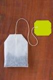 Bolso de té Imagen de archivo libre de regalías