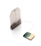 Bolso de té aislado Imagen de archivo libre de regalías