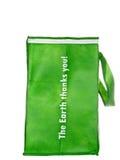 Bolso de tienda de comestibles reutilizable Imagen de archivo libre de regalías