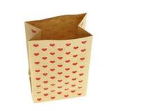 Bolso del amor Imágenes de archivo libres de regalías