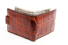 Bolso del dinero Imagenes de archivo