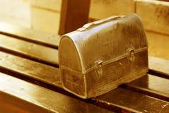 Bolso del hierro Fotografía de archivo