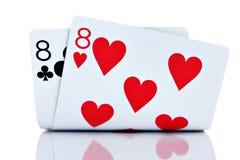Bolso Eights Imagens de Stock Royalty Free