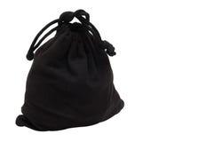 Bolso negro Fotografía de archivo