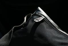 Bolso negro Imagen de archivo