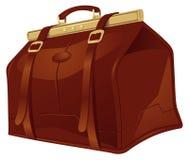 Bolso para el recorrido Foto de archivo libre de regalías