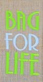 Bolso para la vida Fotos de archivo libres de regalías