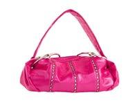 Bolso rosado Imagen de archivo libre de regalías
