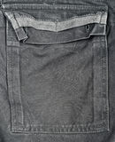 Bolso vazio da calças fotos de stock royalty free