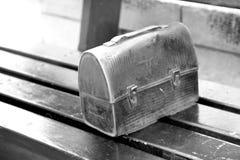 Bolso viejo Fotografía de archivo