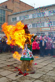 Maslenitsa Royalty Free Stock Image