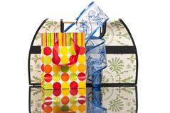 Bolsos bonitos del regalo Imagen de archivo