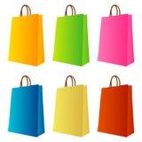 Bolsos de compras Imagen de archivo