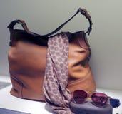 Bolsos de la moda Fotos de archivo