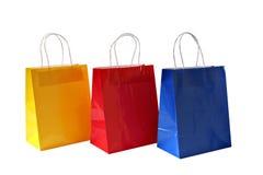 Bolsos del regalo Foto de archivo