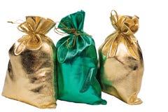 Bolsos del regalo imagenes de archivo