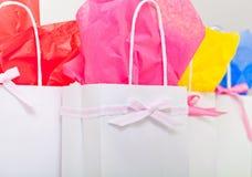 Bolsos del regalo para cualquie ocasión Imagen de archivo