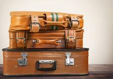 Bolsos del viaje Foto de archivo