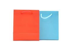Bolsos para las compras Imágenes de archivo libres de regalías