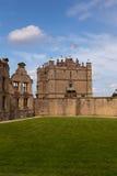 Bolsover城堡,德贝郡 免版税图库摄影