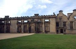 bolsover城堡 库存图片