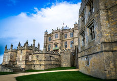 Bolsover Castle. Exterior of Bolsover castle, Derbyshire, England Stock Photo