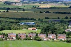 Bolsover Derbyshire Stock Photography