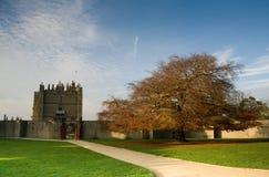 Bolsover Schloss Chesterfield Lizenzfreies Stockbild