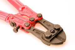 Bolt Cutters Royalty Free Stock Image
