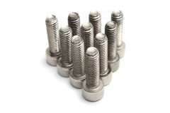 Bolt Screw Royalty Free Stock Photography