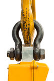 Bolt type anchor shackle Royalty Free Stock Photos