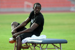 Bolt Usain Stock Image