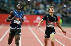 Bolt Usain (JAM) Stock Images