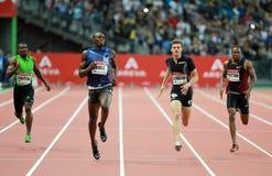 Bolt Usain (JAM) Royalty Free Stock Images
