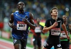 Bolt Usain (JAM) Royalty Free Stock Image
