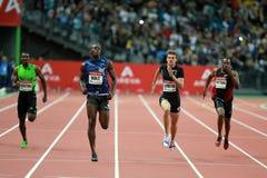 Bolt Usain (JAM) Stock Photo