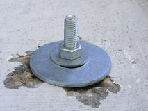 Free Bolt, Washer And Nut Fastener Stock Images - 140217104