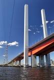 Bolte-Brücke Lizenzfreie Stockfotos