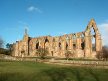 Bolton Abbey. In Yorkshire Stock Image