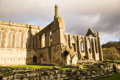 Bolton  Priory Ruins Royalty Free Stock Photos
