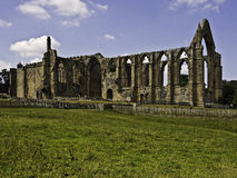 Bolton abbey. Skipton, North Yorkshire, UK Stock Photo