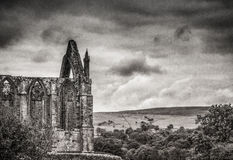 Bolton Abbey in yorkshire, England Stock Images