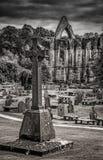 Bolton Abbey in yorkshire, England. UK Stock Photos