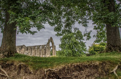 Bolton Abbey in yorkshire, England Stock Image