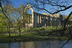 Bolton abbotskloster Arkivfoto