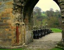 Bolton abbotskloster Arkivbild